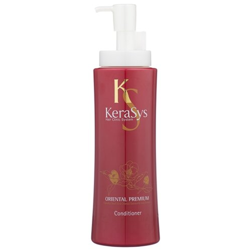KeraSys Кондиционер для волос Ориентал, 600 мл кондиционер для волос kerasys kerasys ke013lwzxm72