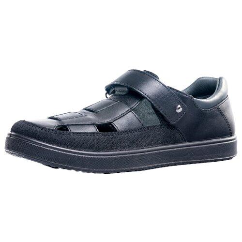 Туфли КОТОФЕЙ размер 39, черный туфли keddo размер 39 черный