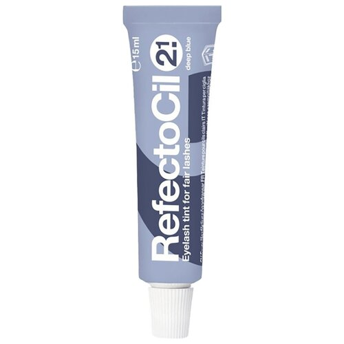 цена на RefectoCil Краска для ресниц и бровей 2.1, deep blue
