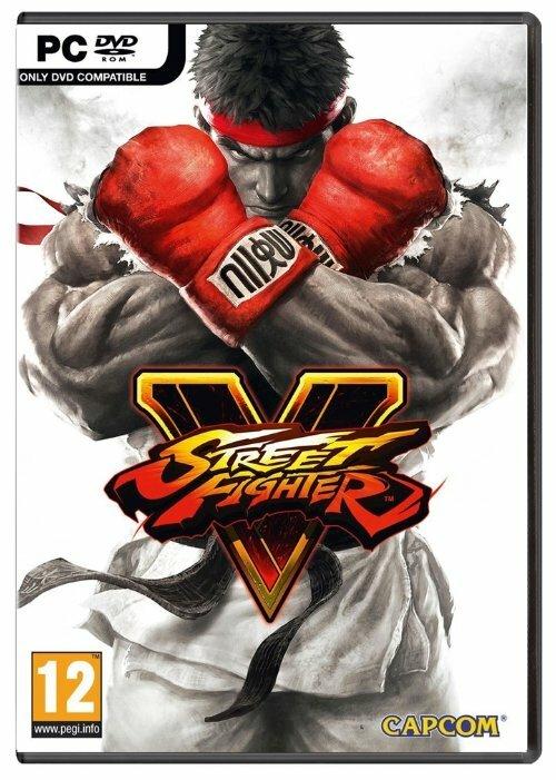 Игра для PC Street Fighter V, русские субтитры фото 1