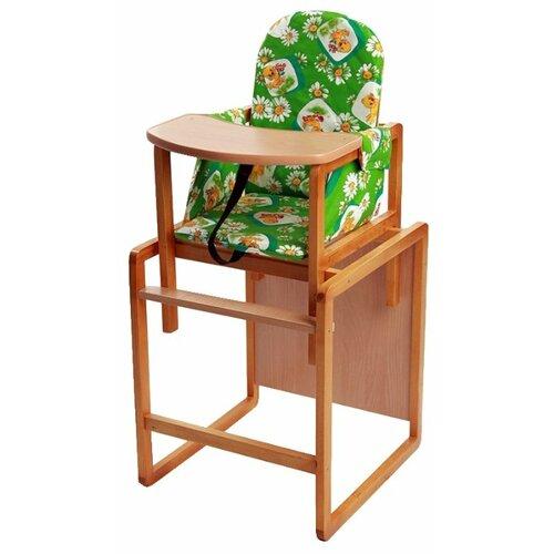Купить Стульчик-парта ВИЛТ Алекс, салатовый, Стульчики для кормления