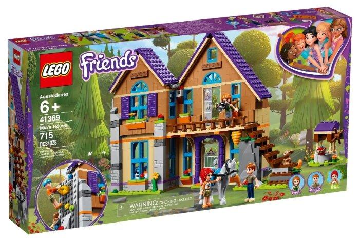 LEGO Friends Дом Мии 41369