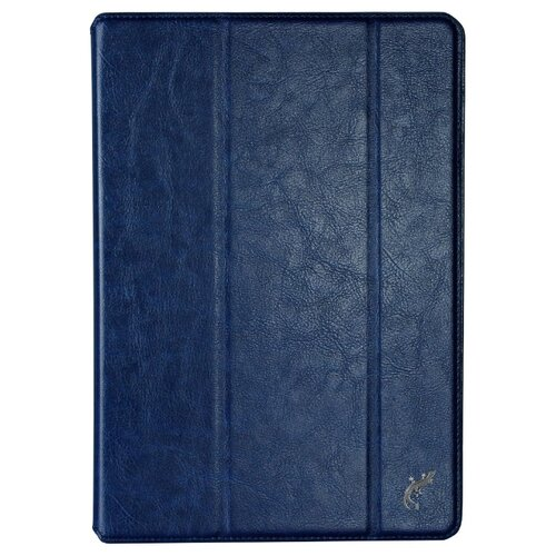Чехол G-Case Executive для Lenovo Tab 4 Plus 10.1 TB-X704L темно-синий mdfundas starry sky apricot flowers tablet cover for lenovo tab 4 8 plus case tb 8704v leather skin tab4 film