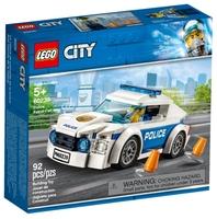 Конструктор LEGO City 60239 Автомобиль полицейского патруля