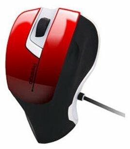 Мышь Prestigio PMSG2 Red-Black USB