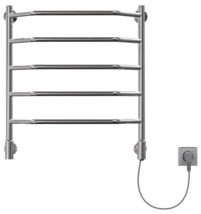 Электрический полотенцесушитель Арго Флоран-Э 50x50 ПП кнопка