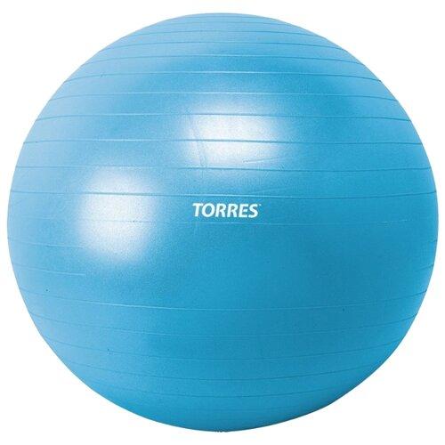 Фитбол TORRES AL100165, 65 см голубой