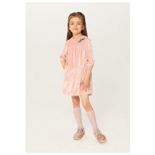 Платье INFUNT размер 158, розовый