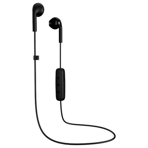 Купить Беспроводные наушники Happy Plugs Earbud Plus Wireless black