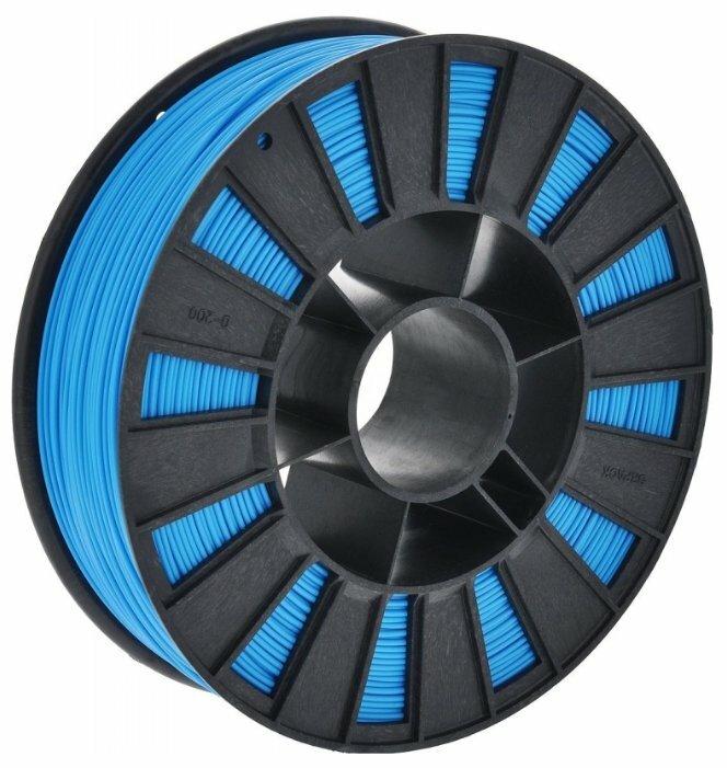 ABS пруток Spiderspool 1.75 мм голубой