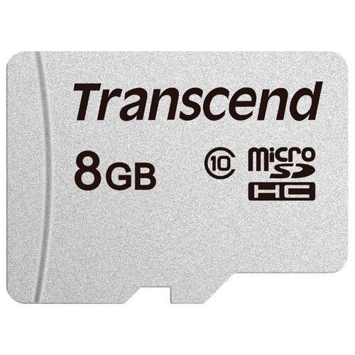 цена на Карта памяти Transcend microSDHC 300S Class 10 8GB (TS8GUSD300S)