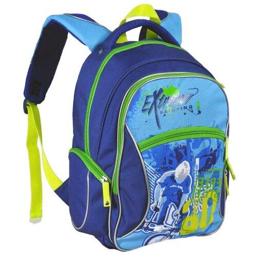 цена на ErichKrause Рюкзак Extreme 39351, синий