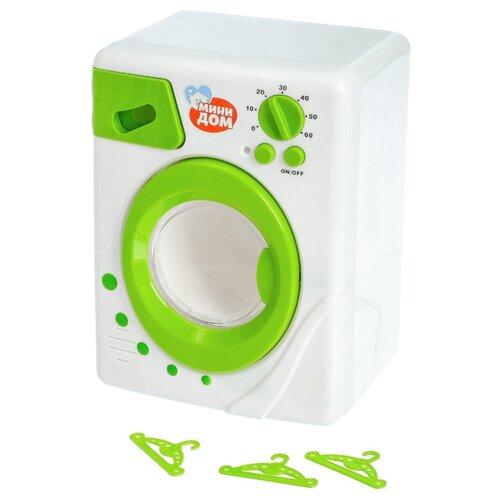 Купить Стиральная машина Happy Valley Мини дом 3324639 белый/зеленый, Детские кухни и бытовая техника