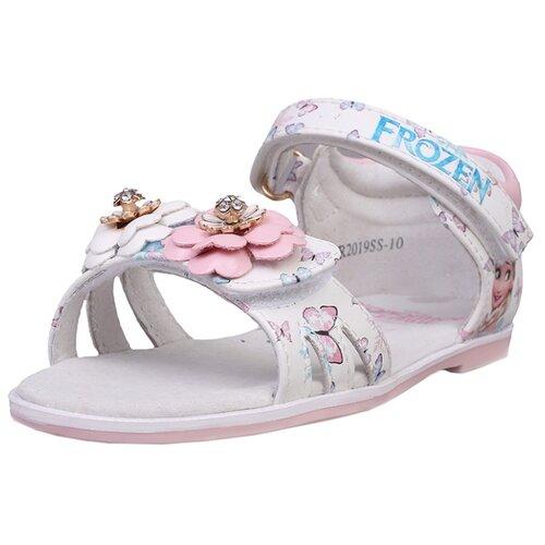 Сандалии kari Disney Frozen размер 28, разноцветныйБосоножки, сандалии<br>