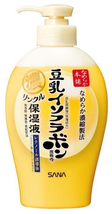 Молочко для тела SANA увлажняющее и подтягивающее