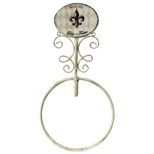 Держатель-кольцо Gift'n'Home ВП-R Lily бежевый