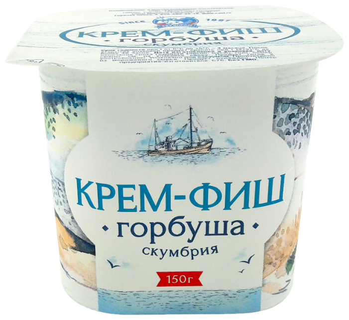 Европром Крем-фиш горбуша скумбрия