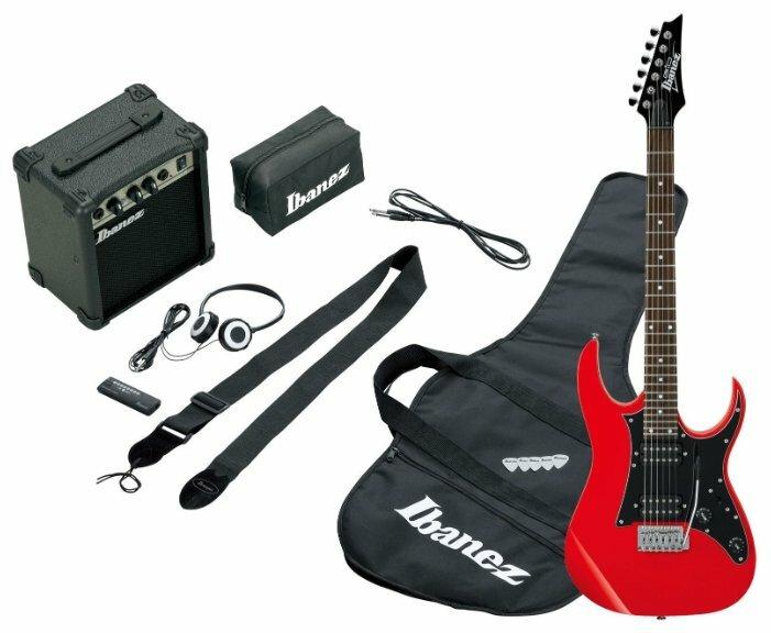 IBANEZ IJRG200U BLUE NEW JUMPSTART набор начинающего гитариста