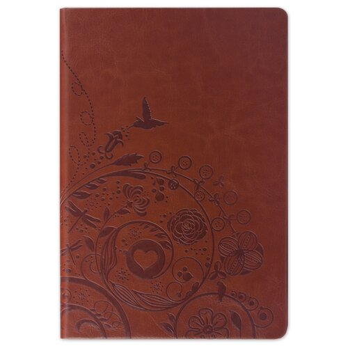 Купить Блокнот BRAUBERG Бизнес-блокнот Feelings , А5, 128 листов (128042), Блокноты