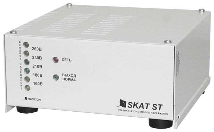 Стабилизатор напряжения однофазный БАСТИОН SKAT-ST-1515