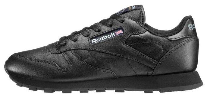 Кроссовки REEBOK 3912 CL LTHR женские, цвет черный, размер 34,5