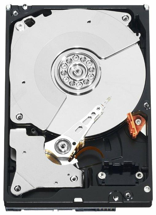 Жесткий диск Western Digital WD Caviar Black 1 TB (WD1002FAEX)