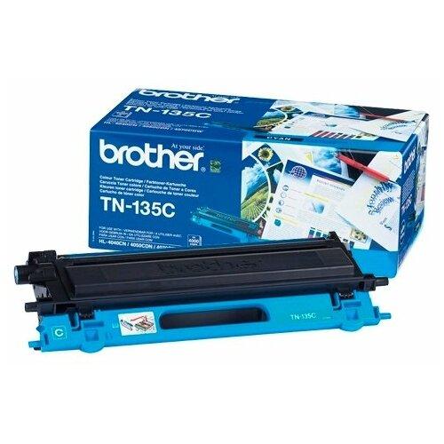 Фото - Картридж Brother TN-135C картридж brother tn 7600