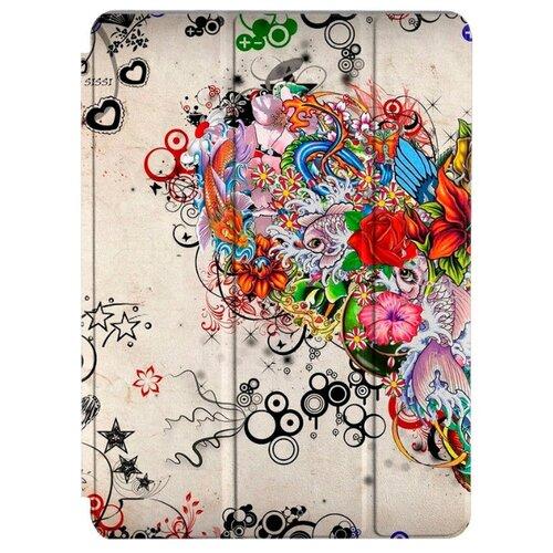 Чехол With Love. Moscow W000163APP для Apple iPad Pro 9.7 сердце аксессуар чехол with love moscow samsung galaxy j7 2017 кожаный black 10207