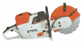 Бензиновый резчик STIHL TS 360 3000 Вт 4.1 л.с. 300 мм