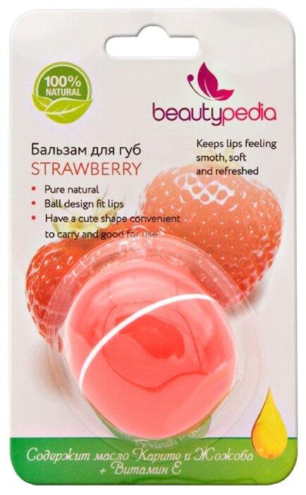 Beautypedia Бальзам для губ Strawberry