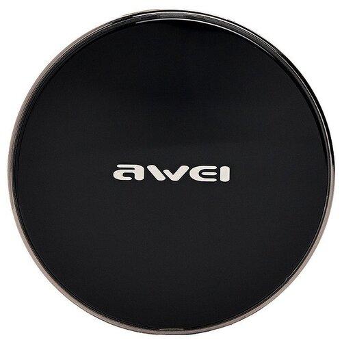 Купить Сетевая зарядка Awei W3 черный