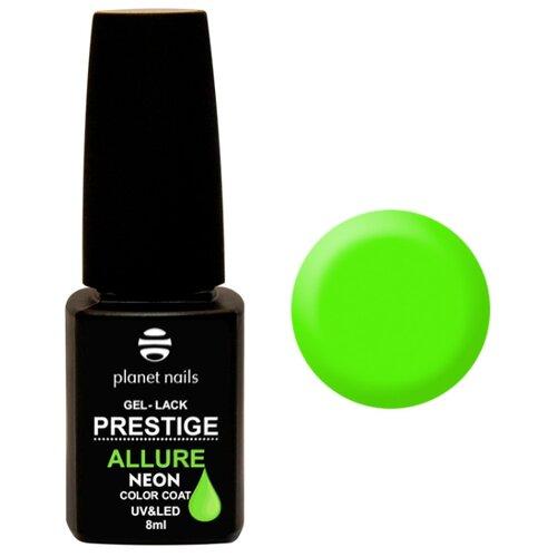 Гель-лак planet nails Prestige Allure Neon, 8 мл, оттенок 685 гель лак planet nails prestige allure 8 мл оттенок 905