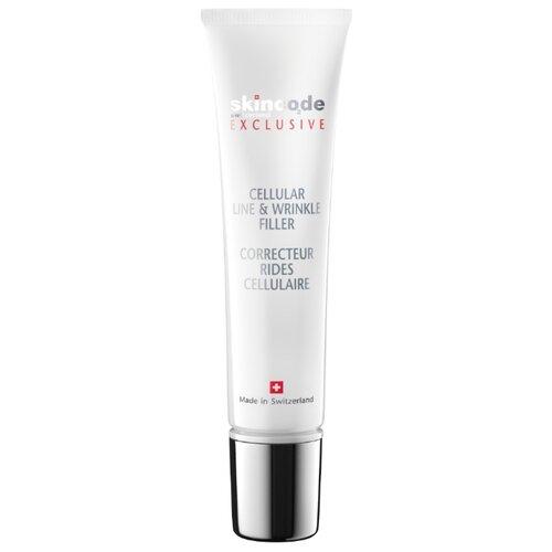 Skincode Exclusive Cellular Line & Wrinkle Filler Клеточный заполнитель морщин на лице, 15 мл отшелушить кожу на лице