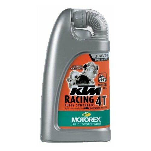 Моторное масло Motorex KTM Racing 4T 20W-60 1 л