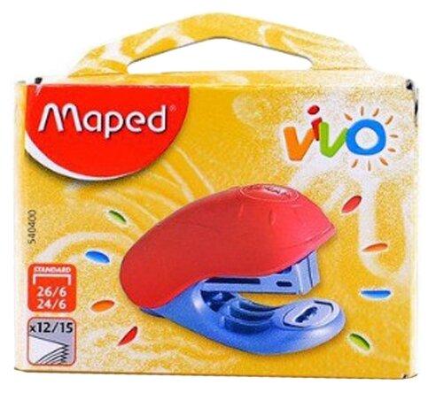Maped Степлер Мини Vivo №24/6, 26/6 (540400)