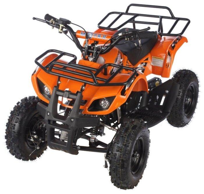 MOTAX Квадроцикл ATV Mini Grizlik Х-16 с Механическим стартером
