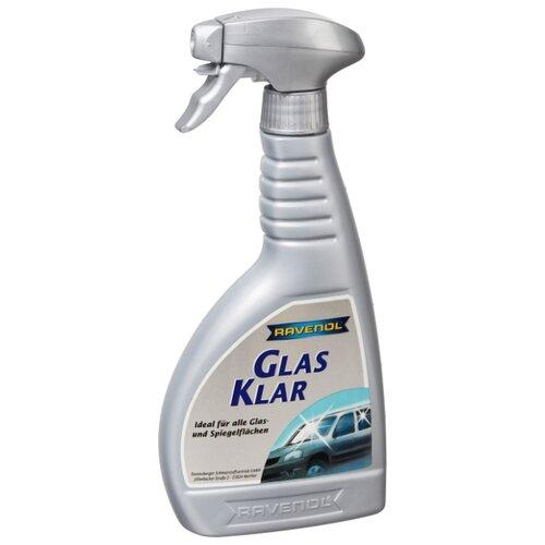 Очиститель для автостёкол Ravenol Glasklar, 0.5 л
