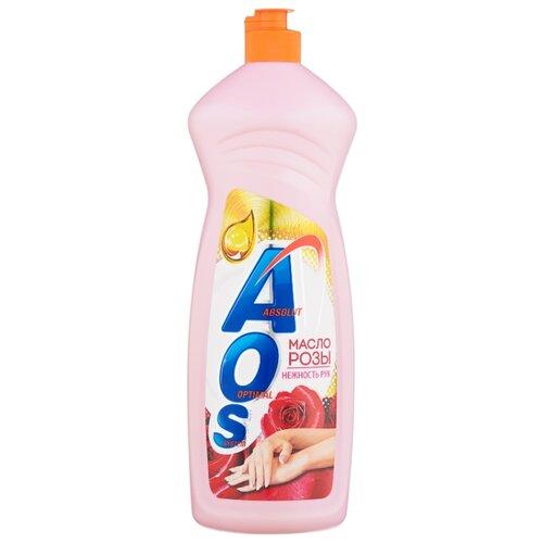 AOS Средство для мытья посуды Масло розы 0.9 кг
