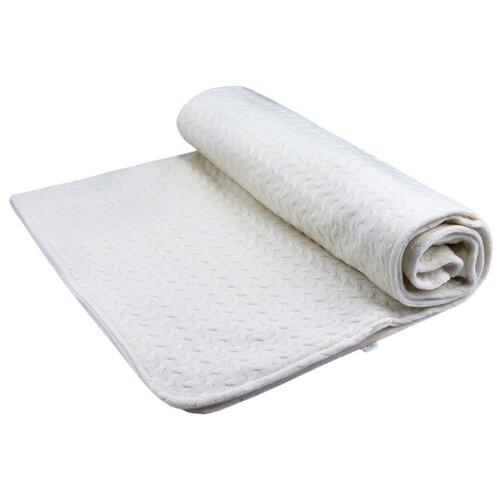 Купить Плед LEO 1689 90x100 молочный, Покрывала, подушки, одеяла
