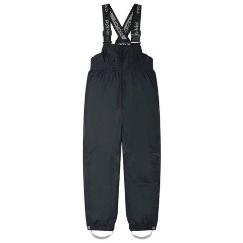 Купить Полукомбинезон crockid ВК 40002 размер 98-104, темно-серый, Полукомбинезоны и брюки