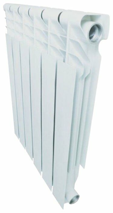 Радиатор алюминиевый Germanium NEO Al 500