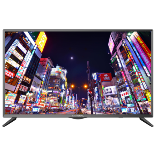 Фото - Телевизор NATIONAL NX-32TH100 32 (2019) черный телевизор