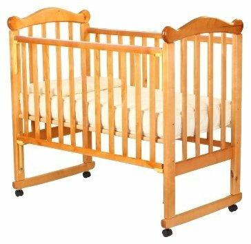 Кроватка Карат Дуняша 1