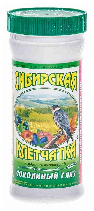 Клетчатка СИБИРСКАЯ КЛЕТЧАТКА Соколиный глаз, 280 г