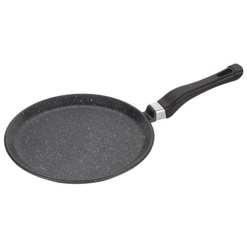 Сковорода блинная КАТЮША 3222б/л 22 см, черный гранит