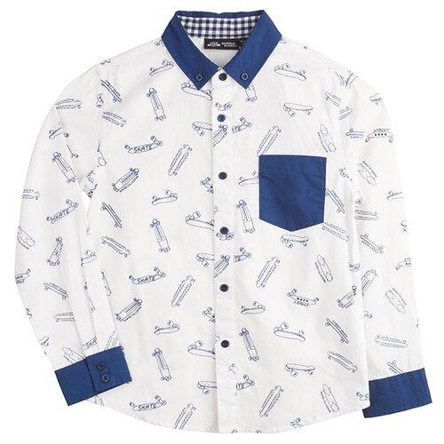 Рубашка Daniele Patrici размер 8-9, разноцветныйРубашки<br>