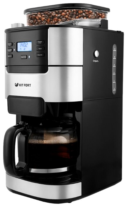 Кофеварка Kitfort KT 720