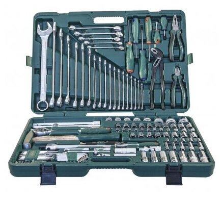 Набор инструментов JONNESWAY S04H524127S (127 предм.) — купить и выбрать из более, чем 11 предложений по выгодной цене на Яндекс.Маркете