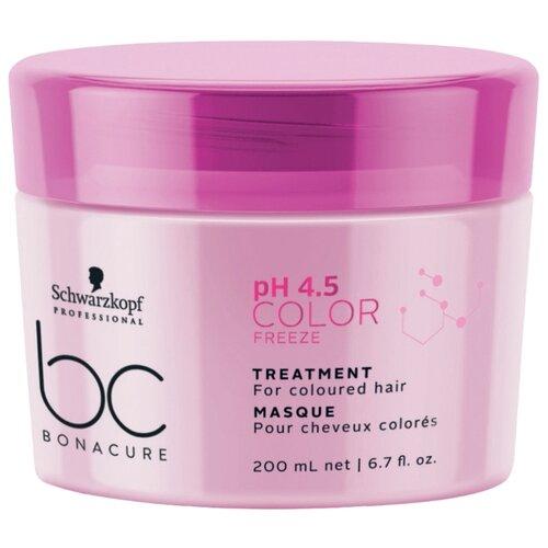Фото - BC Bonacure Color Freeze pH 4.5 Маска для окрашенных волос, 200 мл bc bonacure keratin smooth perfect маска для гладкости волос 750 мл