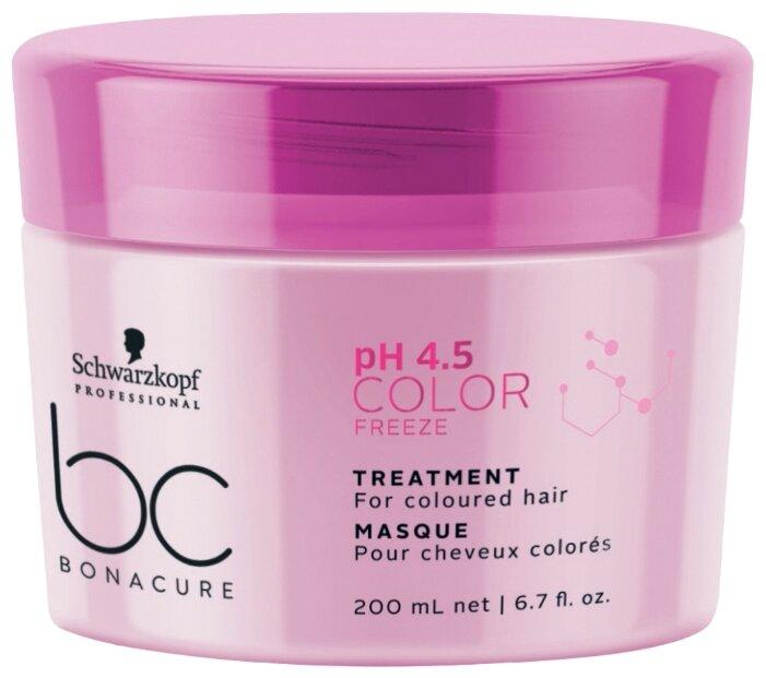 BC Bonacure Color Freeze pH 4.5 Маска для окрашенных волос